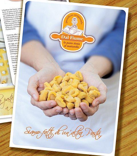 <h2>Brochure / catalogo</h2><br><h3>Pastificio DAL FIUME</h3><H4>BROCHURE-CATALOGHI</h4>
