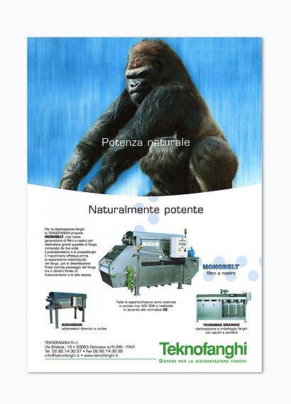 <h2>Pagina pubblicitaria</h2><br><h3>Teknofanghi</h3><H4>ADV</h4>
